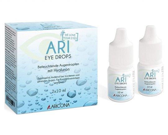 ARI Eye Drops 0,3% Benetzung - 2x10ml