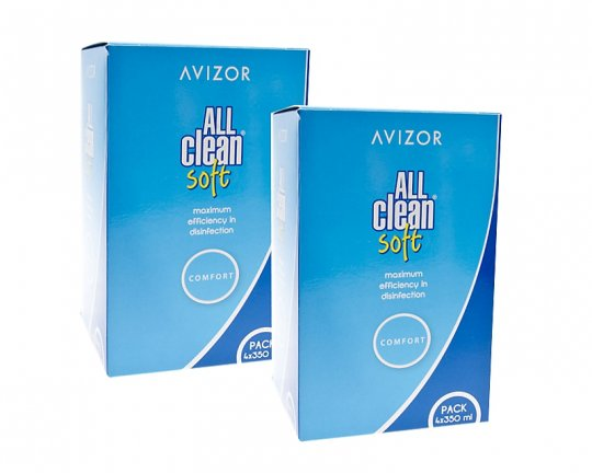 All-Clean-Soft 8x350ml