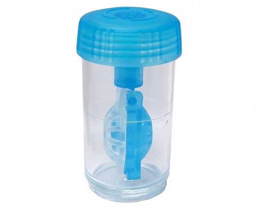 Linsenbehälter für Peroxid-Systeme ( Oxysept )