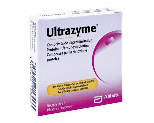 Ultrazyme 10 Tabletten