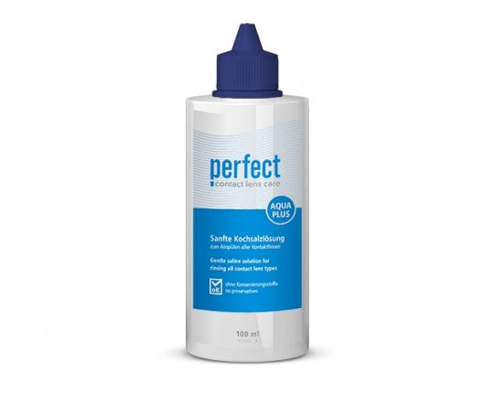 Perfect Aqua Plus Sanfte Kochsalzlösung 100ml