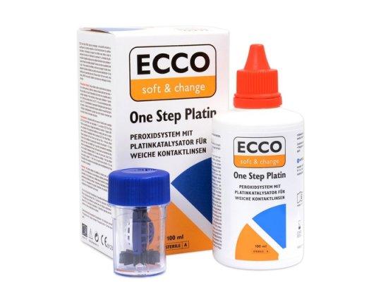 ECCO Soft&Change One Step Platin 100ml