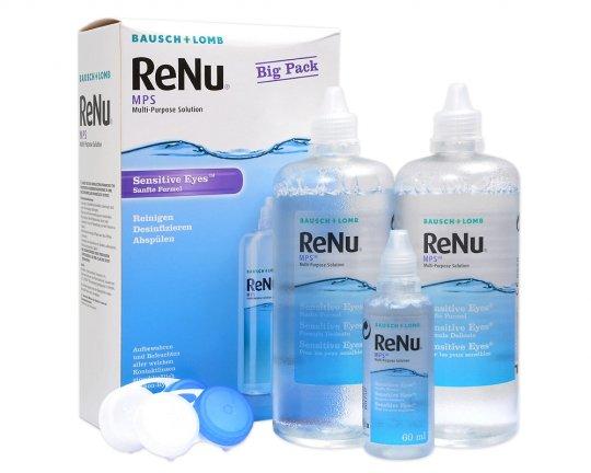 ReNu MPS Big Pack 2x360ml + 1x60ml