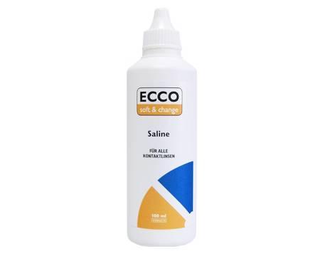 ECCO Soft&Change Saline Kochsalzlösung 100ml
