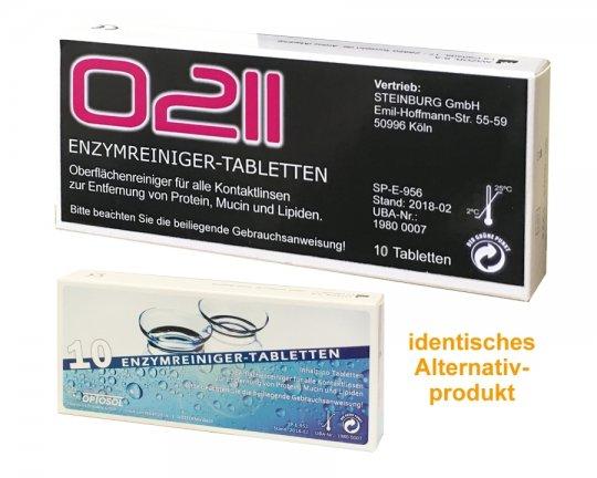 Optosol Enzymreiniger 10 Tabletten
