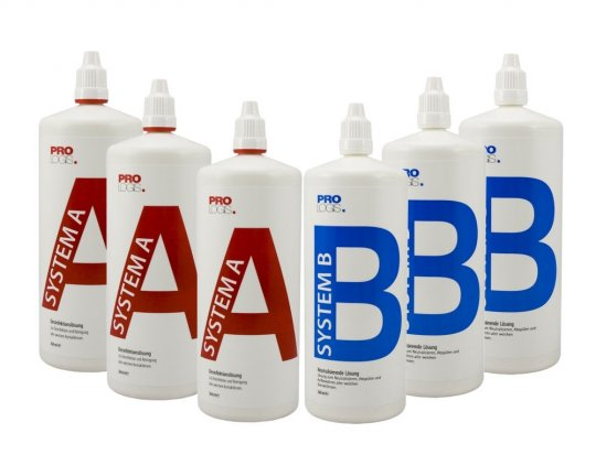 System A+B Sparpack 6x360ml