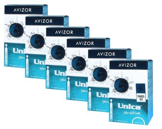Unica Sensitive Unidose 60x10ml
