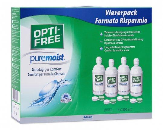 Opti-Free Puremoist 4x300ml