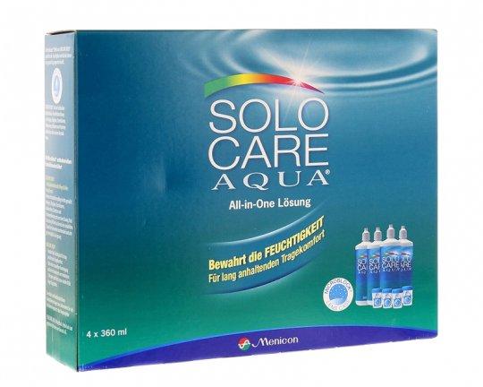 Solo Care Aqua 4x360ml