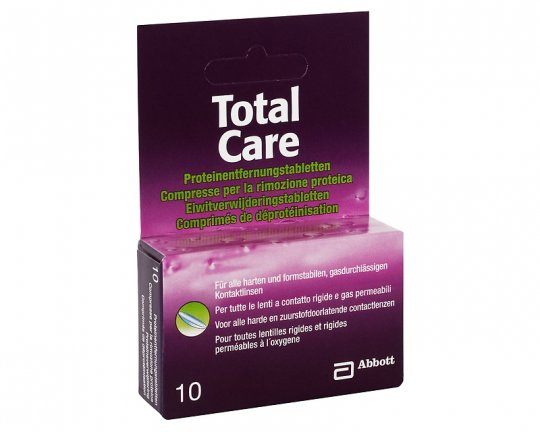 Total Care Protein-Entferner - 10 Tabletten