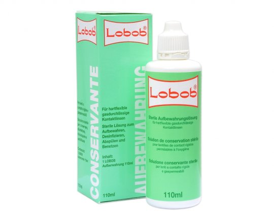 Lobob Aufbewahrungslösung 110 ml