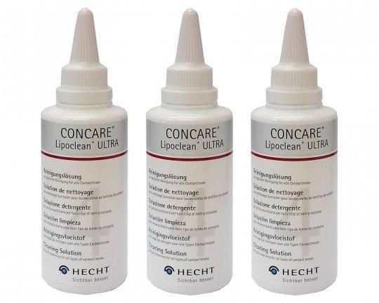 Concare Lipoclean Ultra 3x50ml