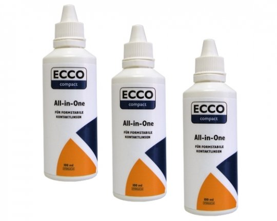 ECCO Compact All-In-One 3x100ml