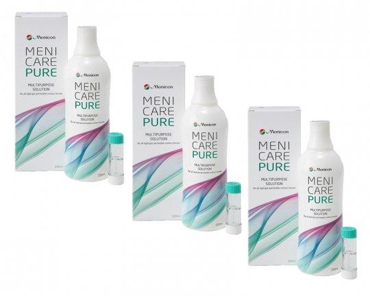 MeniCare Pure 3x250ml