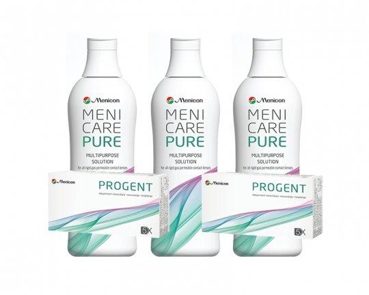 MeniCare Pure 3x250ml + 2xProgent