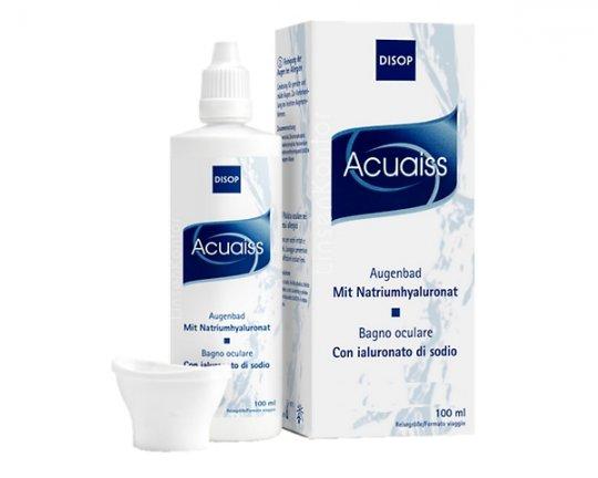 Acuaiss Augenbad - 100ml + Spülschale