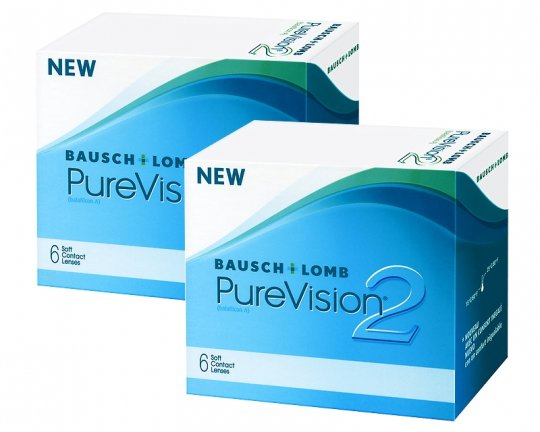 PureVision 2HD - 2x6er-Pack