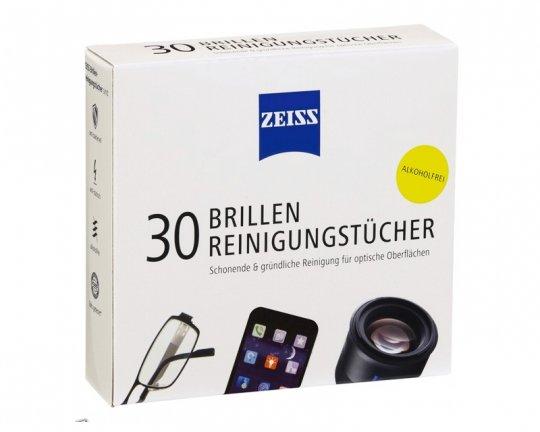 ZEISS Brillen Reinigungstücher - 30 Stück
