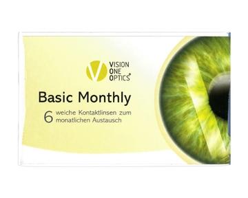 Basic Monthly (VOO) 6er-Pack