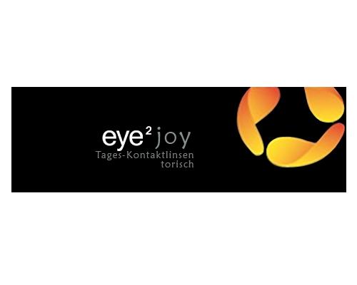 eye2 JOY Tages-Kontaktlinsen Torisch 30er-Pack