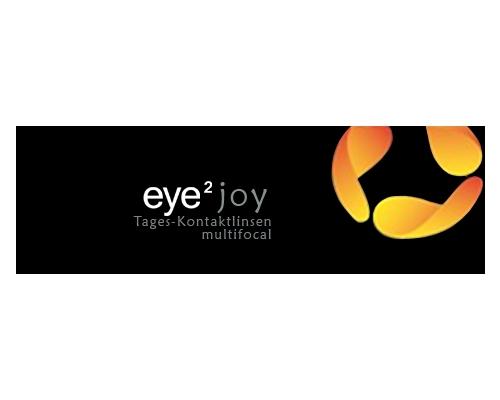 eye2 JOY Tages-Kontaktlinsen Multifocal 30er-Pack