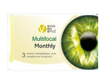 Multifocal Monthly (VOO) 3er-Pack