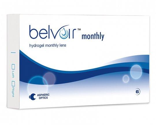 Belvoir Monthly  6er-Pack