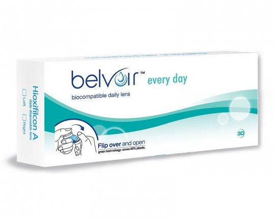 Belvoir Every Day 30er-Pack