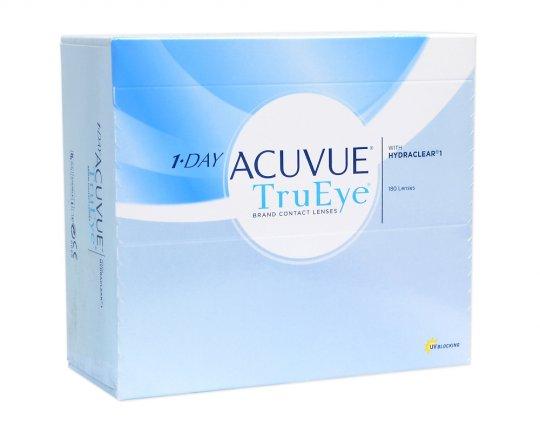 1-Day Acuvue TruEye 180er-Pack