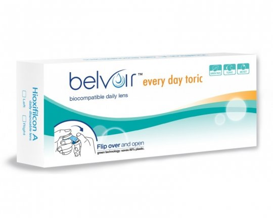 Belvoir Every Day Toric 30er-Pack
