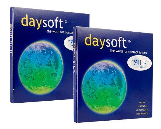 Daysoft UV Silk 2x32er-Pack