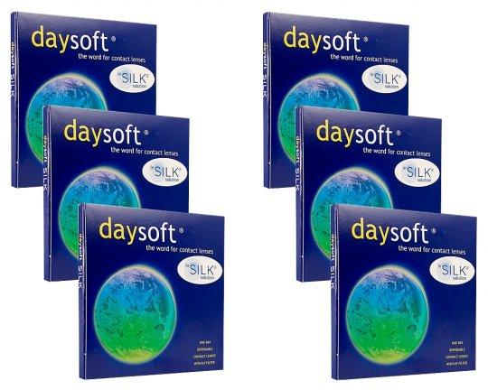 Daysoft UV Silk 2x96er-Pack