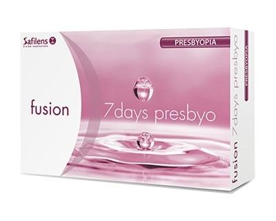Fusion 7days presbyo 12er-Pack