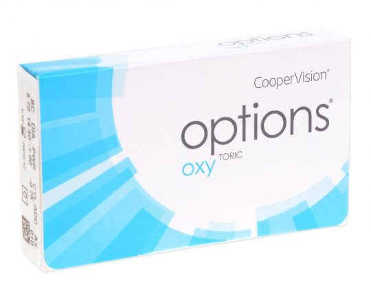 Options Oxy Toric 3er-Pack