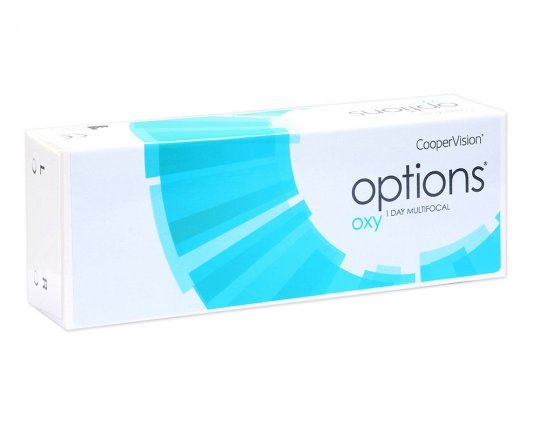 Options Oxy 1-Day Multifocal 30er-Pack