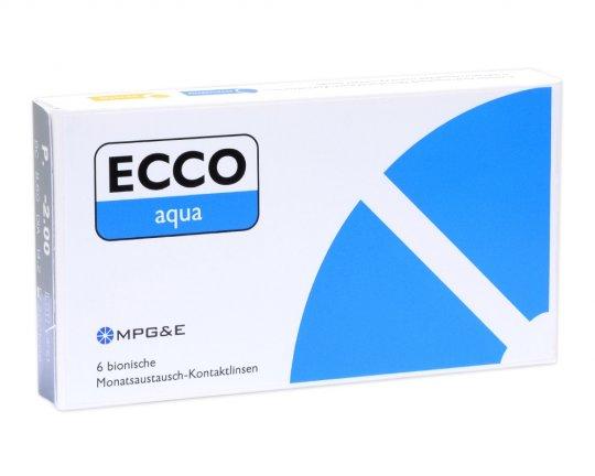 ECCO aqua 6er-Pack