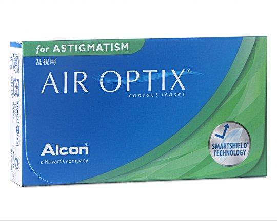 Air Optix Aqua for Astigmatism 6er-Pack