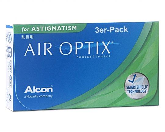 Air Optix for Astigmatism 3er-Pack