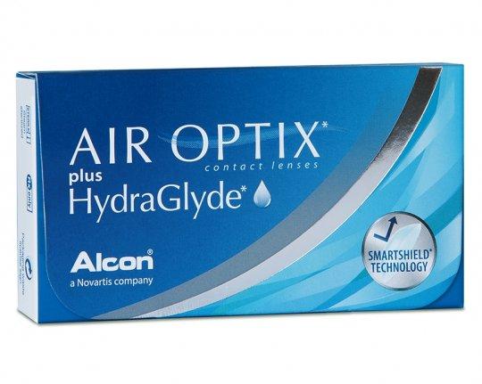 Air Optix plus HydraGlyde 3er-Pack