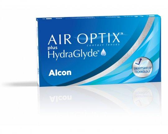 Air Optix plus HydraGlyde 6er-Pack