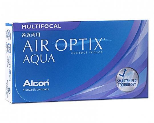 Air Optix Aqua Multifocal 6er-Pack