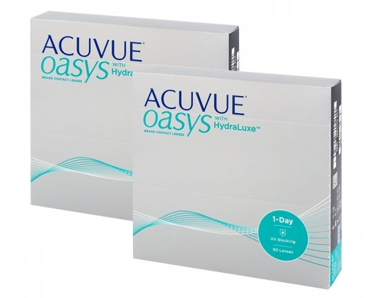 Acuvue Oasys 1-Day 2x90er-Pack
