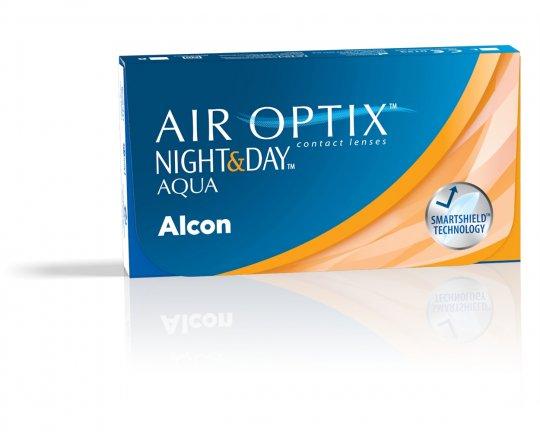 Air Optix Night+Day AQUA 6er-Pack