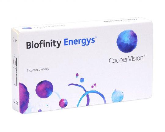 Biofinity Energys 6er-Pack