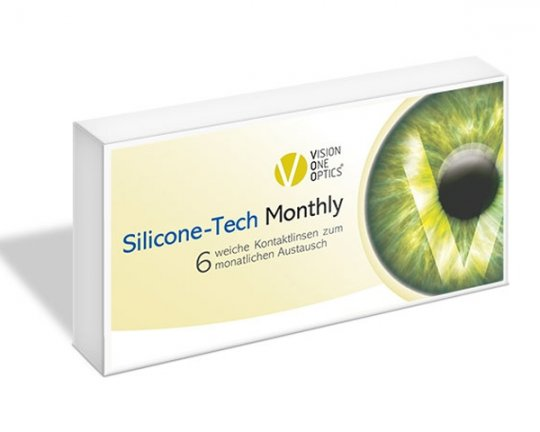Silicone-Tech Toric Monthly 6er-Pack