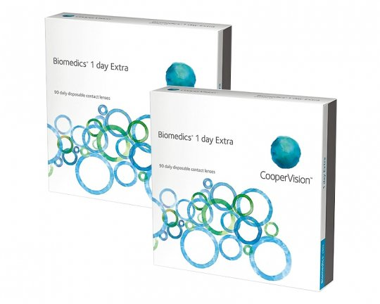 Biomedics 1-Day Extra 2x90er-Pack