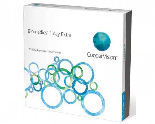 Biomedics 1-Day Extra 90er-Pack