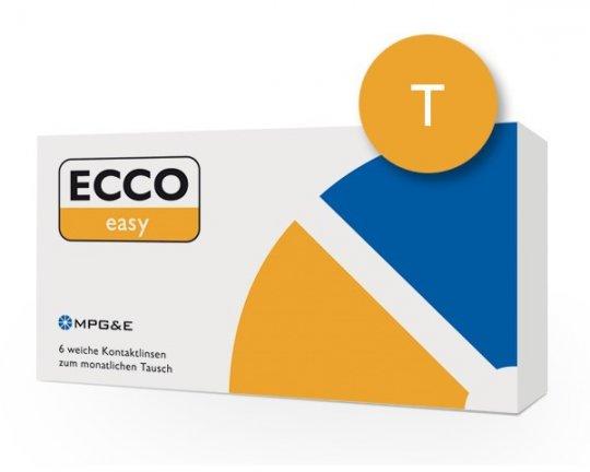 ECCO easy Toric 6er-Pack