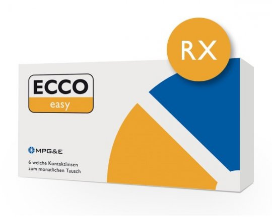 ECCO easy RX Toric 6er-Pack