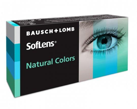 Soflens Natural Color 2er-Pack